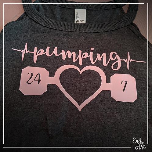 Pumping 24/7