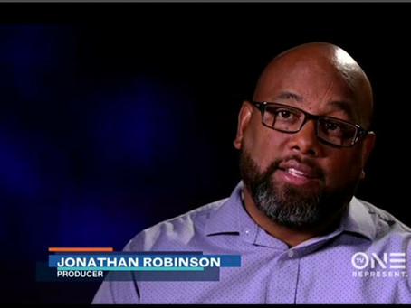 """Jon-John Robinson on """"Unsung"""""""