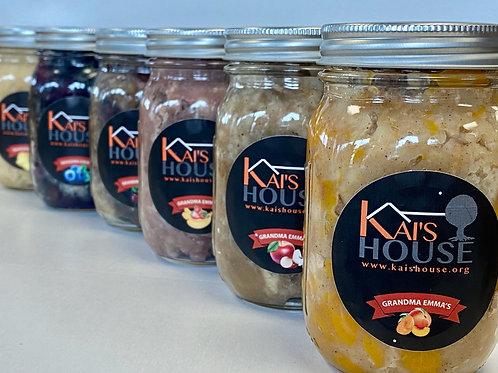 Kai's House Pick-Ur-Mix Cobbler in a Jar: 2 Count