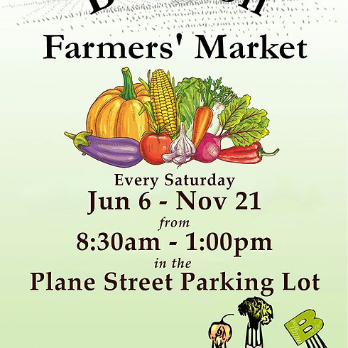 Boonton Farmers Market