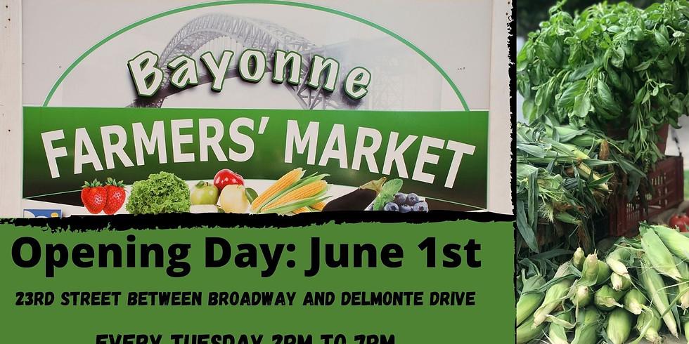 Bayonne Farmers Market