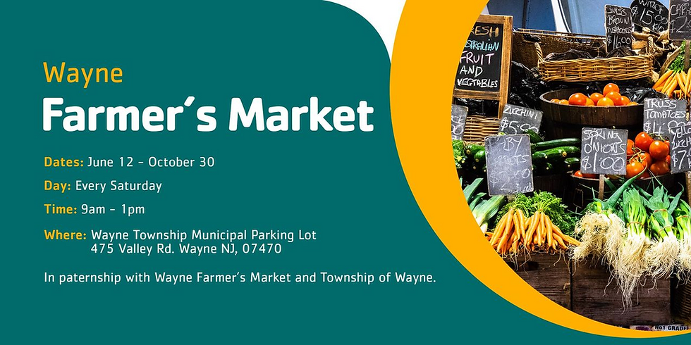 Wayne's Farmers Market
