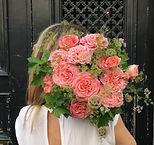 Roses coriandre et nigelles fruits.jpg