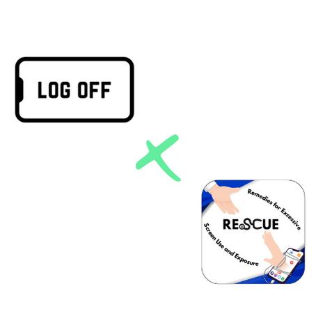 The R.E.S.C.U.E & LOG OFF Collaboration