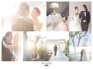 Tammy + Dino Wedding @ Bali