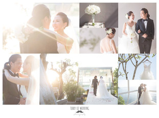 Tammy + Dino Wedding @ Bali