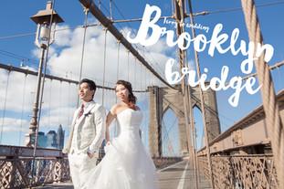 New York Pre-wedding