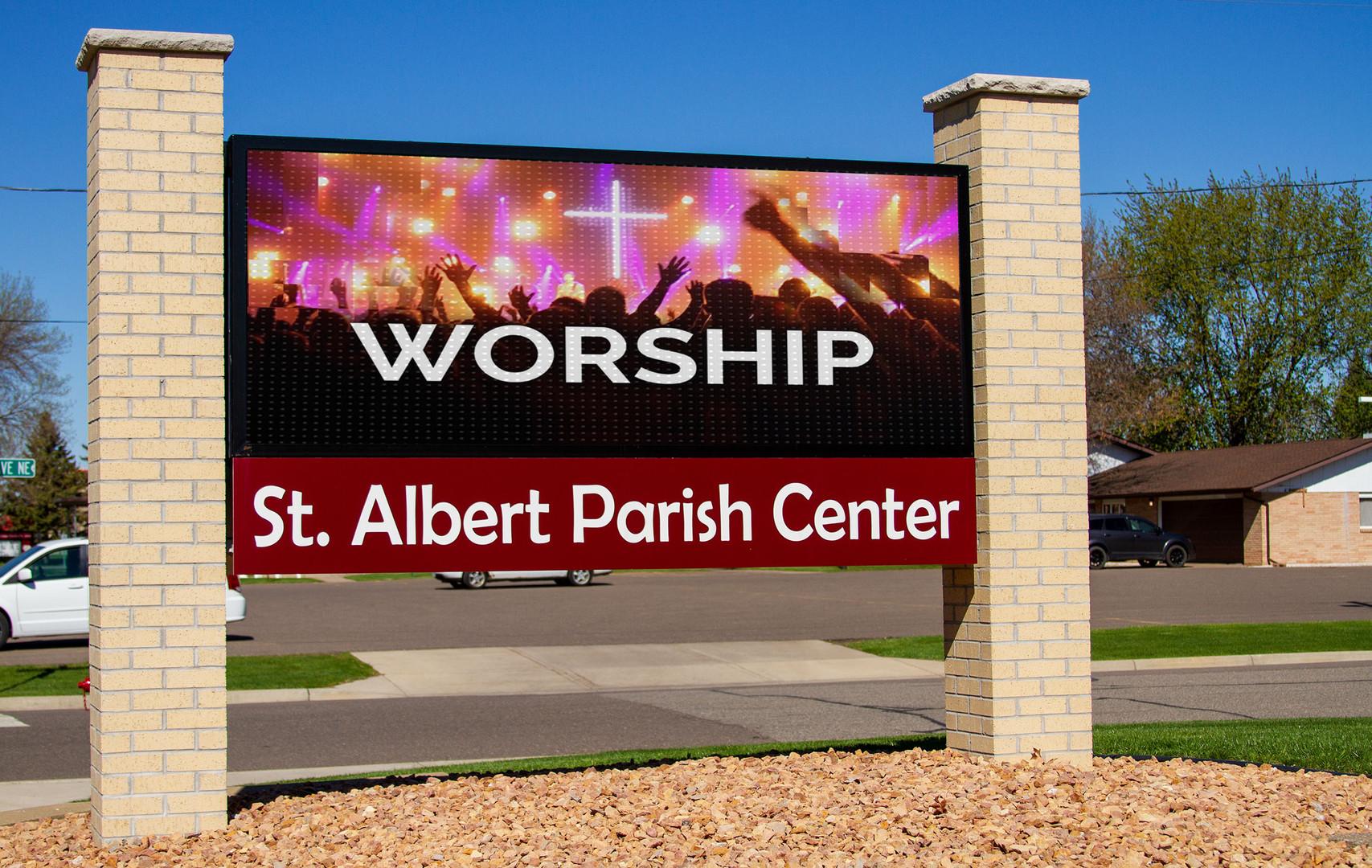 Church of St. Albert LED Albertville.jpg