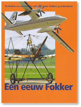 Een eeuw Fokker