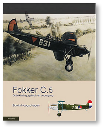 Fokker C.5 - Ontwikkeling, gebruik en ondergang
