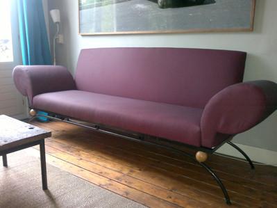 Theater sofa