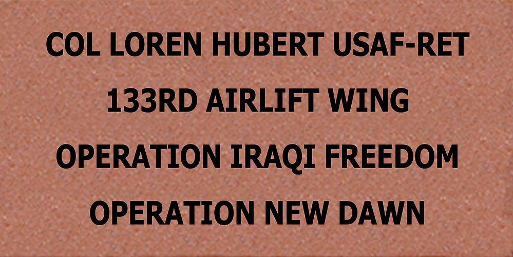 Brick #13 Loren Hubert.jpg