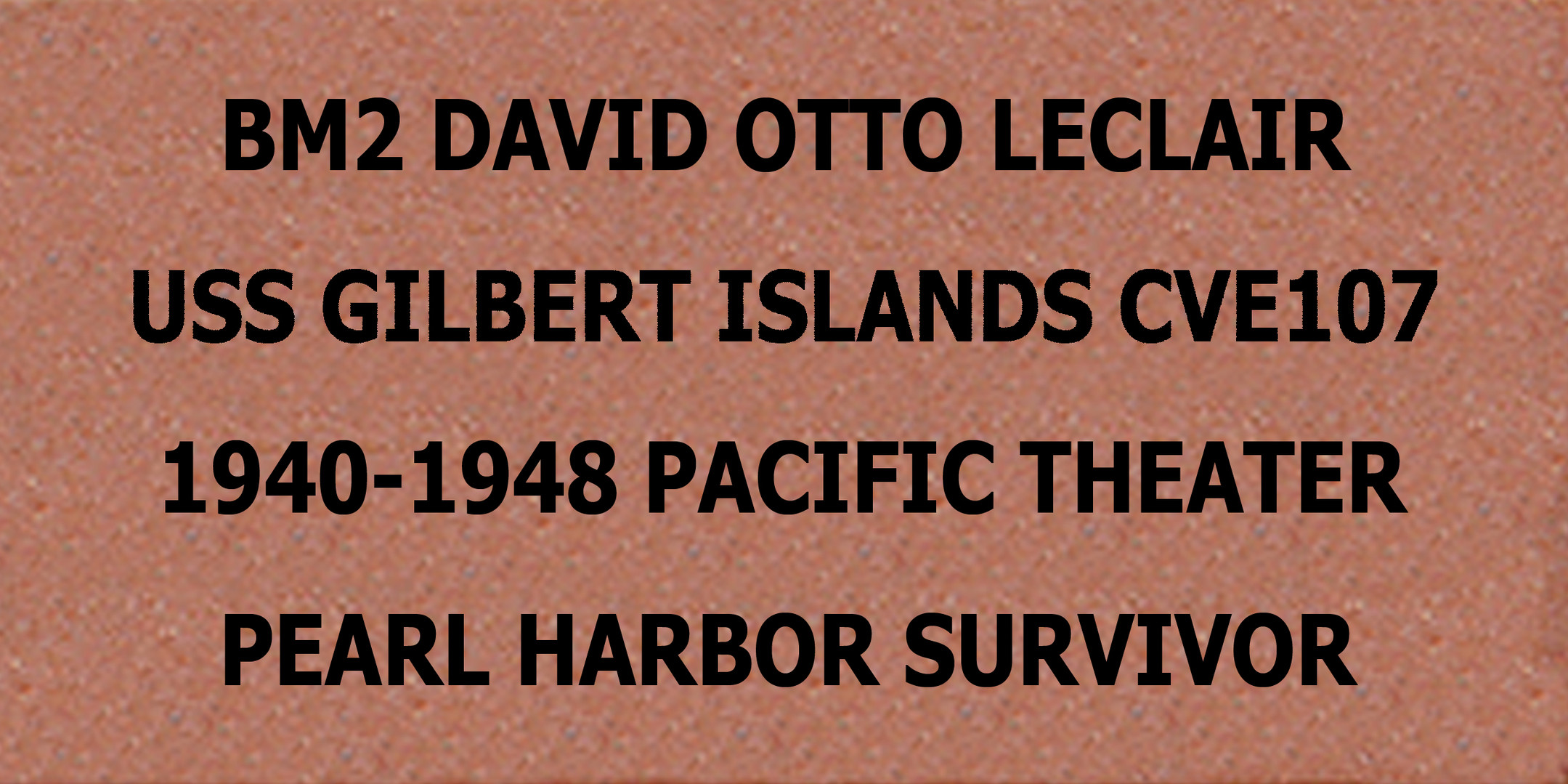 Brick #44 David Otto LeClair.jpg