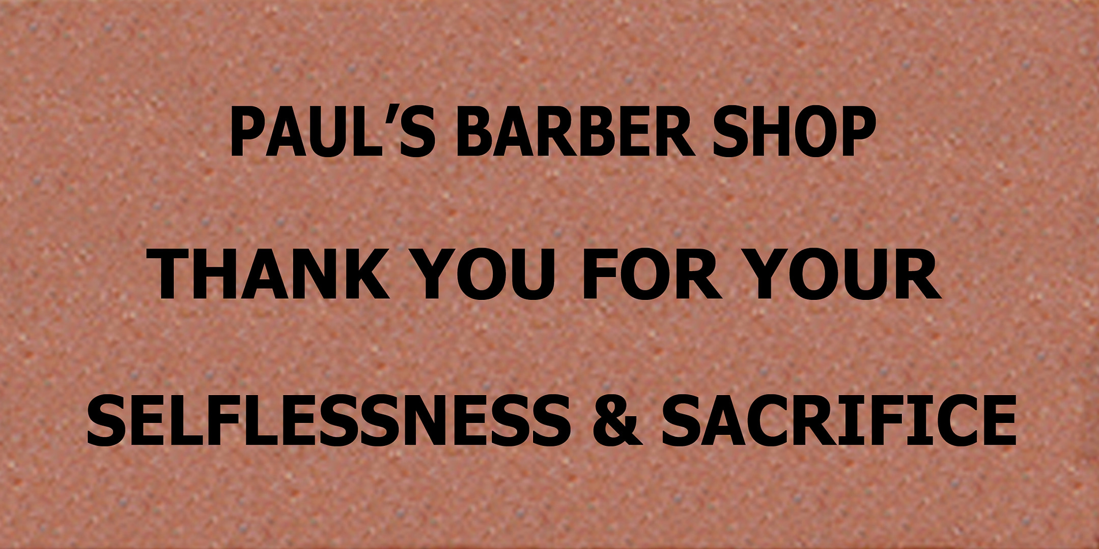 Brick #10 Paul's Barber Shop.jpg