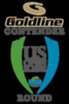 GOLDLINE US Open Contender Round Logo.pn