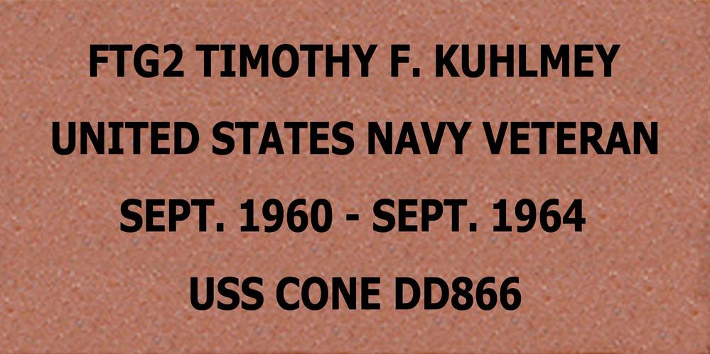 Brick #13 Timothy Kuhlmey.jpg