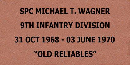 Brick #14 Michael T Wagner.jpg