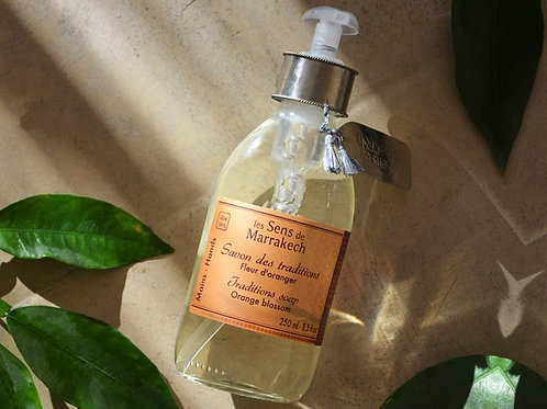 Les Sens de Marrakech Liquid Hand Soap