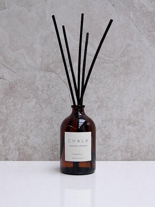 Chalk Lavender & Geranium Reed Diffuser