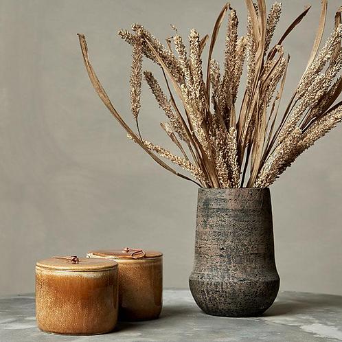 Ceramic Stone Effect Vase