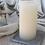Thumbnail: Concrete Square Candle Plate