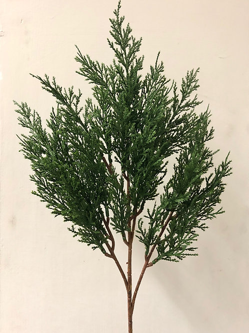 Faux Pine Cypress Spray