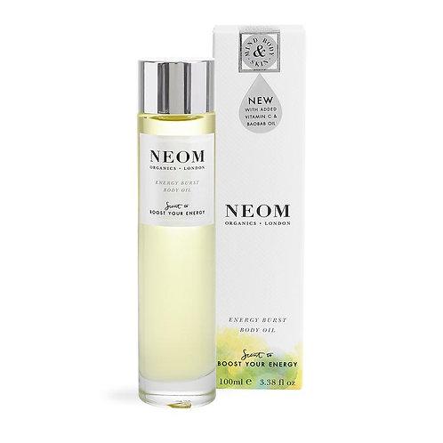 Neom Organics Energy Burst Body Oil