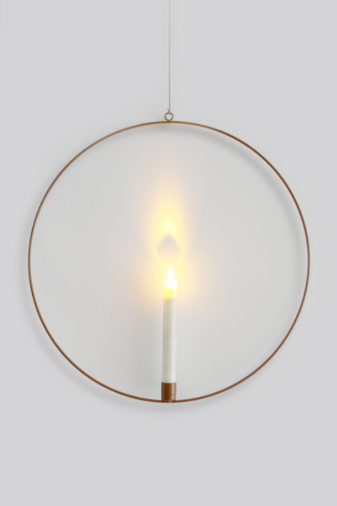 Decorative Candle Ring