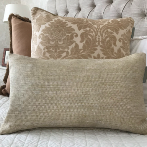 Rectangular Gold Cushion