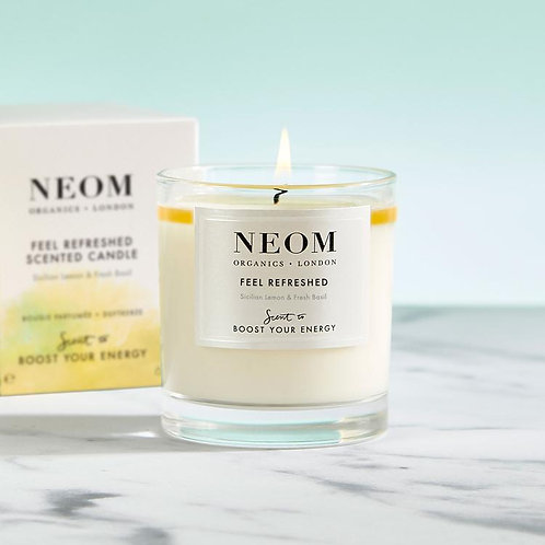 Neom Refreshed Scented Candle (1 Wick) ENERGY