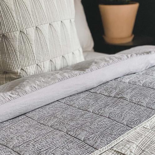 Graphic Bedspread