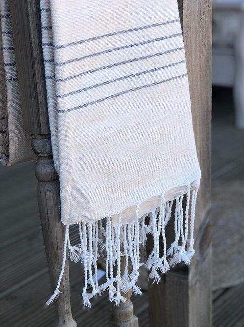Moroccan Cotton Throw