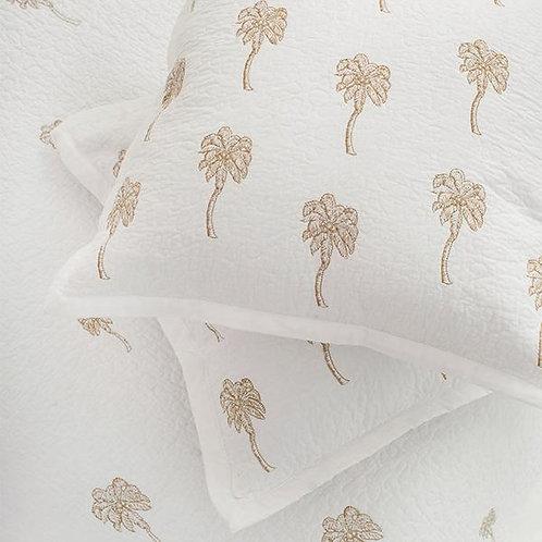 Elizabeth Scarlett Palmier Cushion