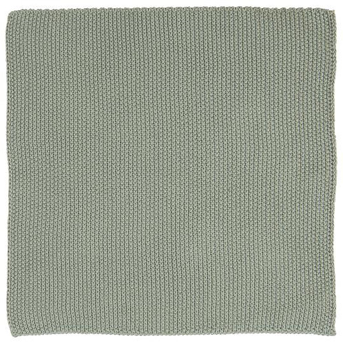 Knitted Flannel Dusty Green