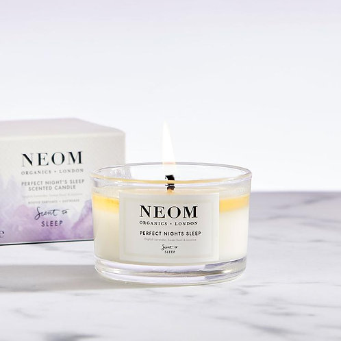 Neom Tranquility Scented Travel Candle