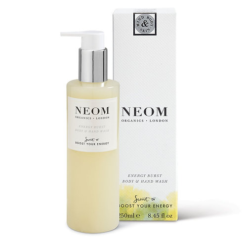 Neom Organics Energy Burst Body & Hand Wash