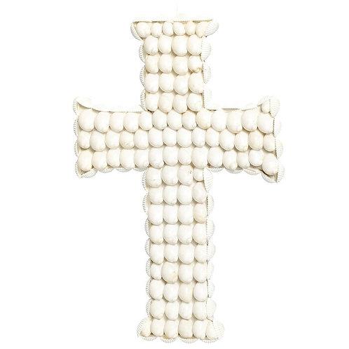 Decorative Shell Cross