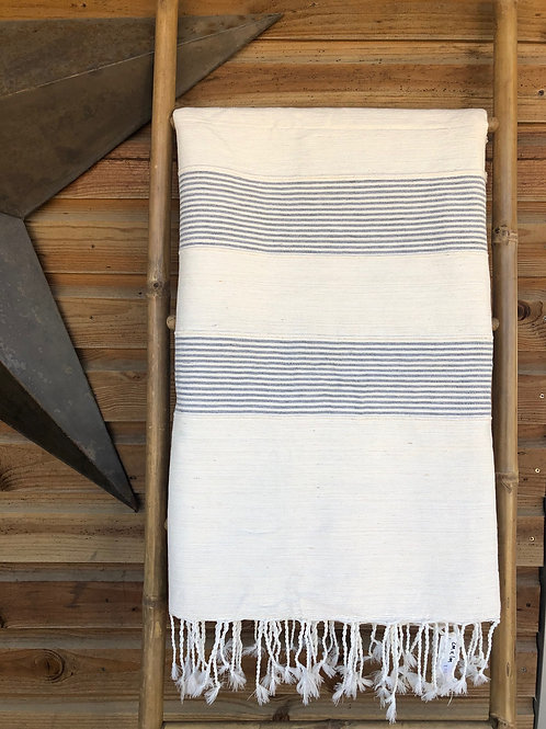 Moroccan Cotton Throw Large