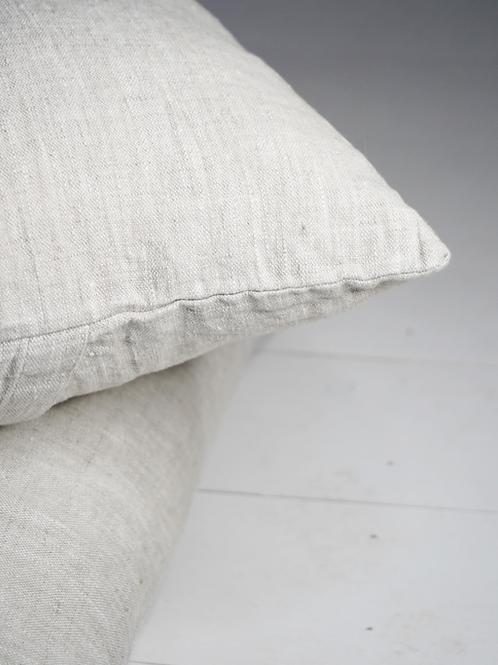 Pure Linen Cushion Natural