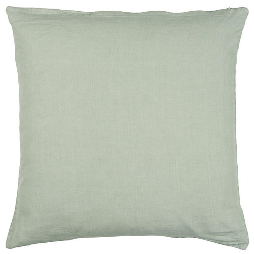 Linen Cushion Seafoam