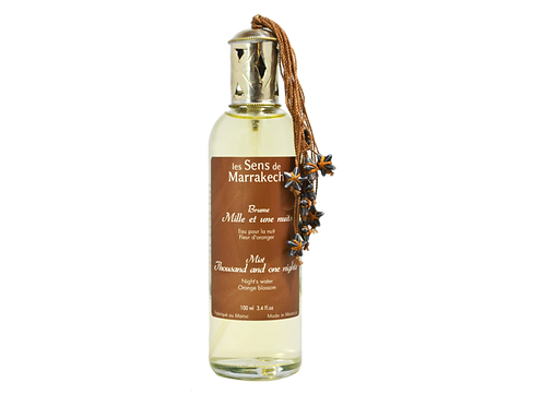 Les Sens de Marrakech Home Mist Orange Blossom
