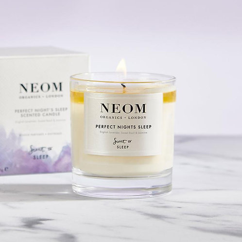 Neom Tranquility Scented Candle (1 Wick) SLEEP