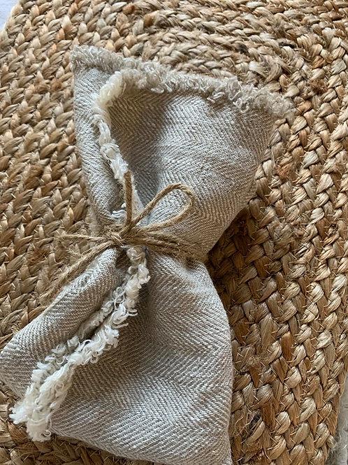 Linen Napkin Taupe