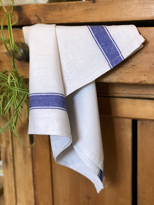 Cotton Kitchen Cloth Blue