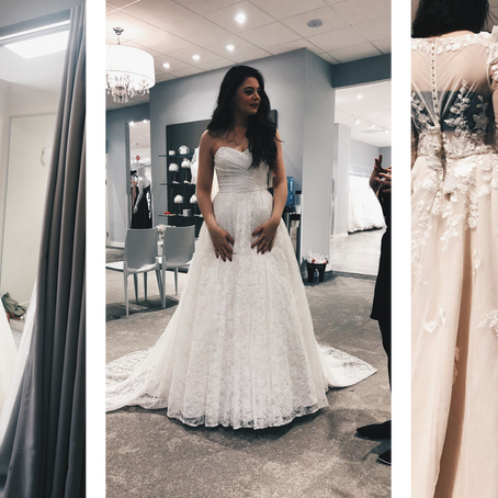 10 Things Nobody Tells You About Wedding Dress Shopping