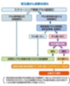 前立腺がん 検診の流れ ブルークロバー・キャンペーン 前立腺がん 早期発見 適切治療