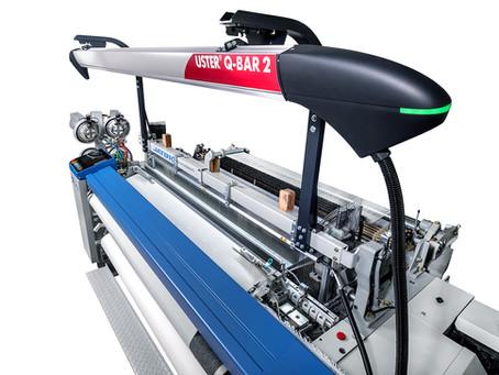 USTER® Q-BAR 2, la solución antiestrés de doble seguridad para los tejedores
