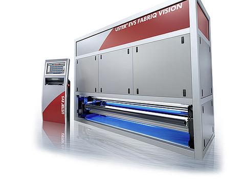 Inspección automatizada de tejidos, ahora con la marca USTER®