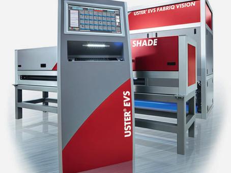 USTER® EVS Fabric Inspector - Inspección automatizada de tejidos - Tu calidad, nuestra visión