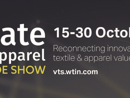 SAVIO en la ITA - Innovate Textile & Apparel #WTiNnnovate